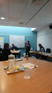 Sandpits: Creating new research ideas and collaborations